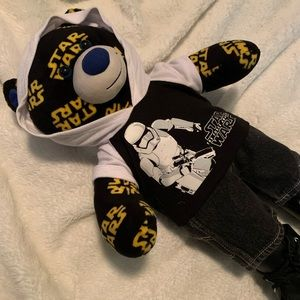 StarWars Build A Bear, Plush